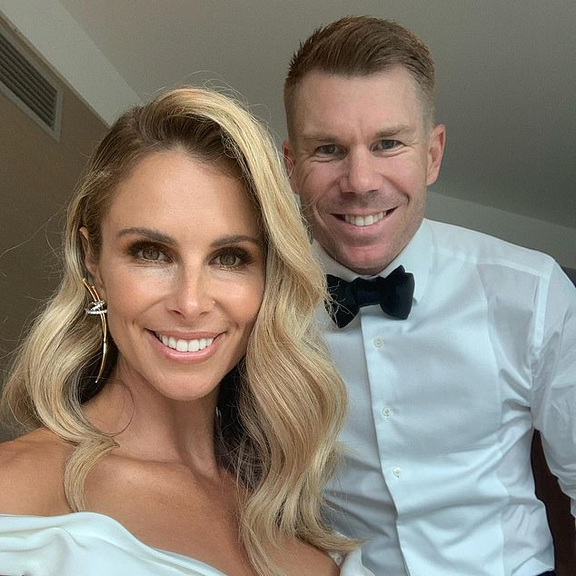 Busy year: Candice has also had a particularly busy year over the last 12 months. She become a breakout star on SAS Australia, where she was forced to speak about her incident with Sonny Bill Williams