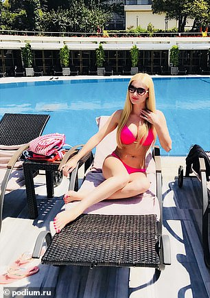 Kristina Novitskaya, 30, was discovered at her apartment in the Bodrum resort on the Aegean coast on Saturday. She had died a few days earlier