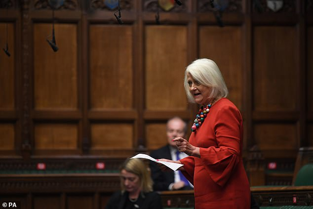 Labour MP Siobhain McDonagh, who organised the letter, warned that Ofcom estimates that between 1.14 million and 1.78 million children in the UK (9 per cent) do not have home access to a laptop, desktop, or tablet.