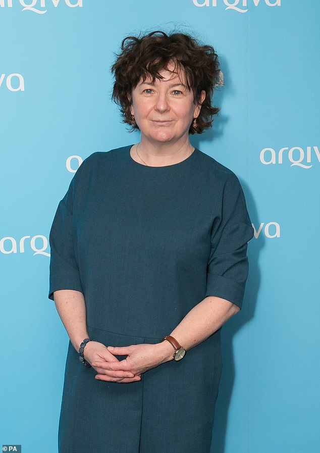 After 13 years, broadcaster Jane Garvey (pictured) presented her final instalment of Woman's Hour on New Year's Eve