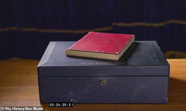 Lord Mersey's family has decided to unveil his private diary after more than a century