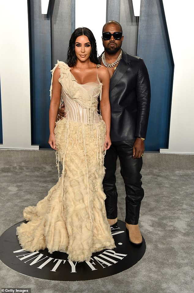 Kim Kardashian and Kanye West rocked by claims their marriage is OVER after six years