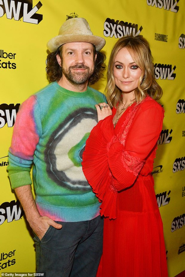 Splitsville: The Mother-of-Two is Olivia's first public affair, dating back to early 2019 (pictured in 2019), nine years since she split from her fiance Jason Sudeikis in the ninth century of romance.