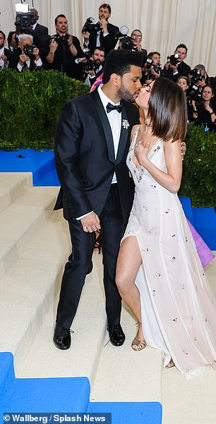 Seen May 2, 2017 at the Met Gala in NYC