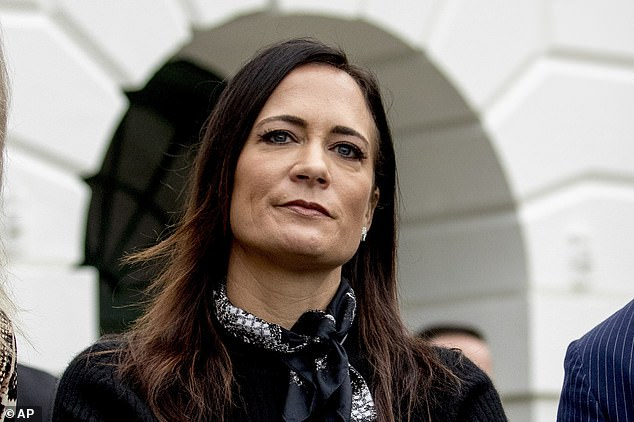 Stephanie Grisham, the former White House press secretary who became chief of staff for Melania Trump, resigned her position on Wednesday, effective immediately