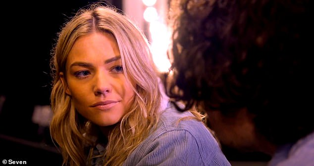 Home and Away starts 2021 with a bang: Jasmine Delaney (Sam Frost) learns a deadly secret about charming Dr Christian Green (Ditch Davey) in a dramatic trailer for the season premiere