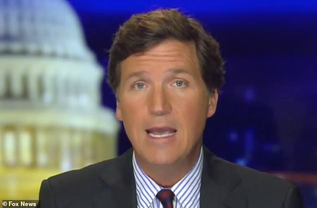 Tucker Carlson turns on Trump and blames the president for U.S. Capitol riot