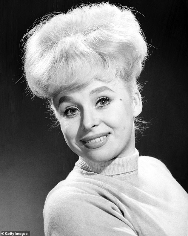 Sorely missed:The star, known for her work in the Carry On films and EastEnders, died in December at the age of 83 [pictured in 1963]