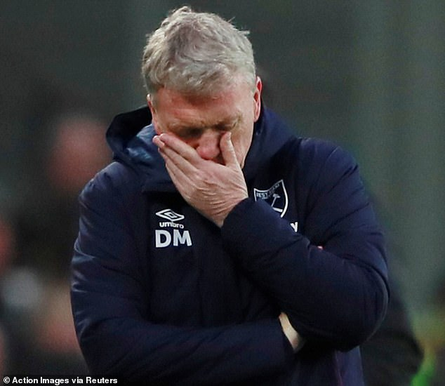 David Moyes' West Ham have been on the wrong end of FA Cup upsets in the recent past