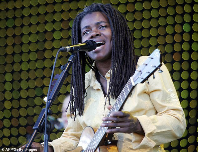 Tracy Chapman gets 0k in copyright settlement from Nicki Minaj