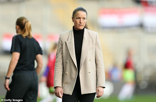 Casey Stoney has admitted she made an 'error in judgement' by allowing her Manchester United players to travel abroad during Christmas