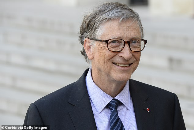 Bill Gates has been accused of hypocrisy after entering a bid to buy the world's largest private jet operator, just one month before he releases a book preaching about climate change