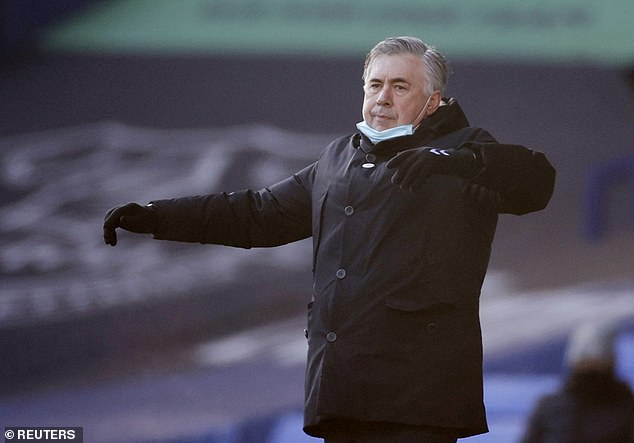 Carlo Ancelotti's side advanced to the next round after overcoming their Championship rivals