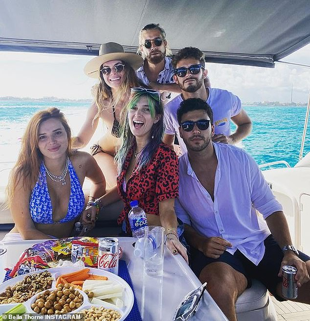 Family Affair: Thorne shared that she took her entire family and some of her team out and gave them the lavish Mexican vacation while adding that everyone had been tested for COVID-19 beforehand