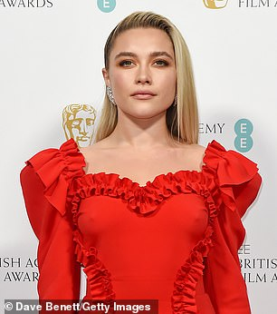 In Demand: Florence Pugh has continually proven herself to be one of the most demanded actresses and is said to have recently signed on for Universal Pictures' The Maid