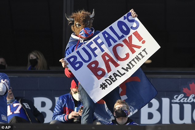 It had been nearly a quarter century since Bills fans watched a playoff win in Orchard Park