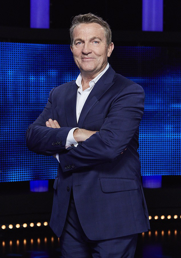 BBC and ITV at war over Bradley Walsh, the 'new Brucie' – as TV star spends 28hrs on TV over 21 days