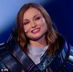 Opening episode: While Sophie Ellis-Bextor was unmasked as an alien in the first episode on Boxing Day