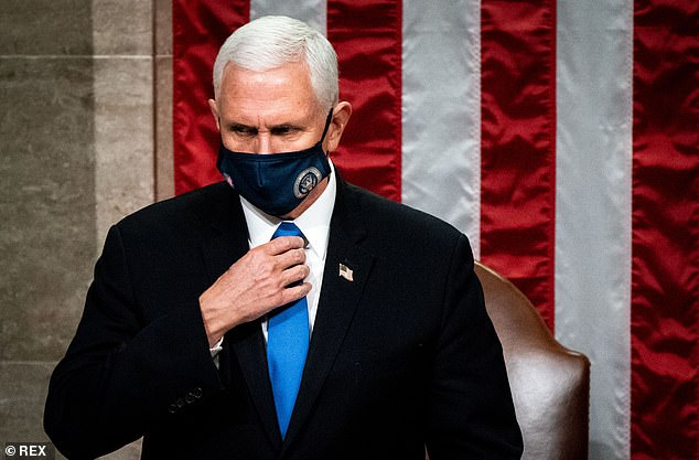 Twitter stops 'Hang Mike Pence' trending after MAGA mob 'wanted to execute the Vice President'