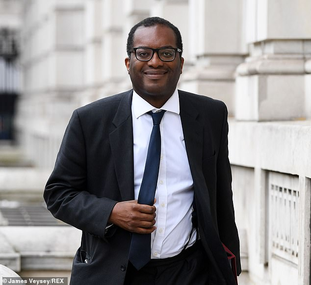 Action plan: Kwasi Kwartenghas been urged to decide quickly – as the UK faces the threat of blackouts in the early 2030s