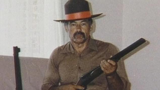 His accuser had made a statement to police claiming Mr Thompson had also murdered six people in the Belanglo State Forest - where the notorious serial killer Ivan Milat (pictured) had dumped the bodies of his victims decades earlier