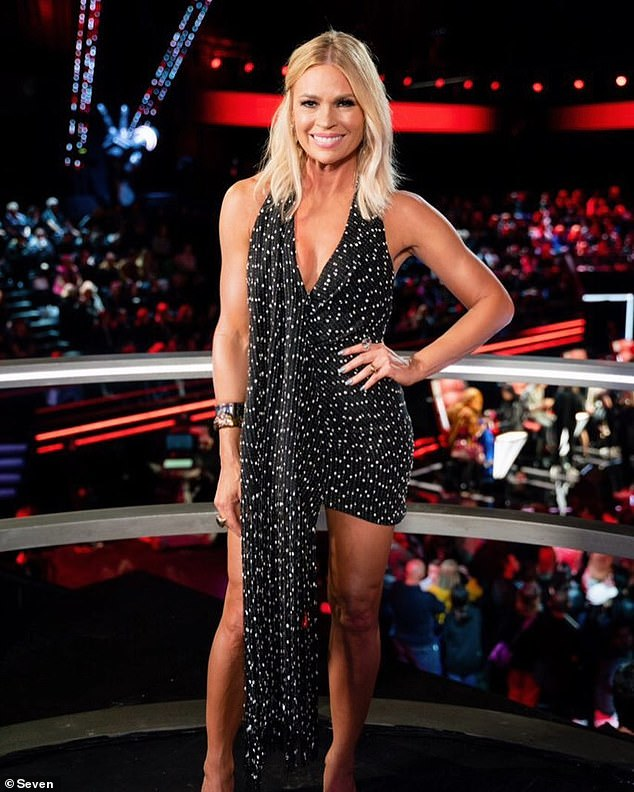 Back to The Voice:Seven have only recently acquired The Voice (formerly Nine) and DWTS (formerly 10) from other networks for 2021. Sonia was previously The Voice host on Nine