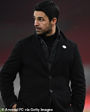 The left-back has been an outstanding player for Mikel Arteta