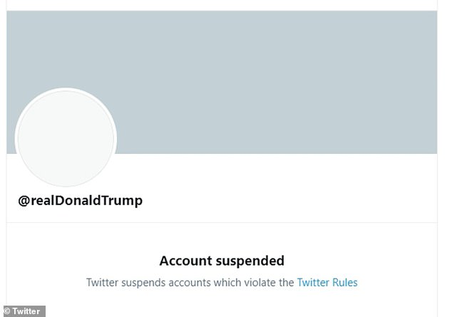 On Friday, Twitter also permanently banned two Trump loyalists — former national security adviser Michael Flynn and attorney Sidney Powell — as part of a broader purge of accounts promoting the QAnon conspiracy theory. Twitter said it will take action on behavior that has the potential to lead to offline harm