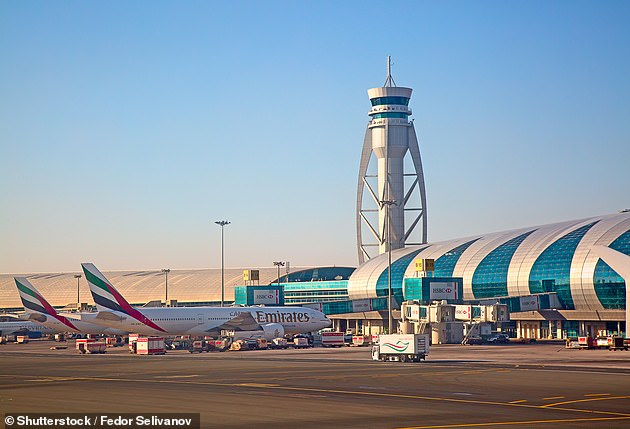 In November, the United Arab Emirates was added to the Government's travel corridor list meaning Britons could return to England and not need to quarantine