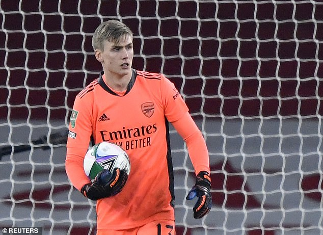 Arsenal must have known signing Runar Alex Runarsson was never going to be a success