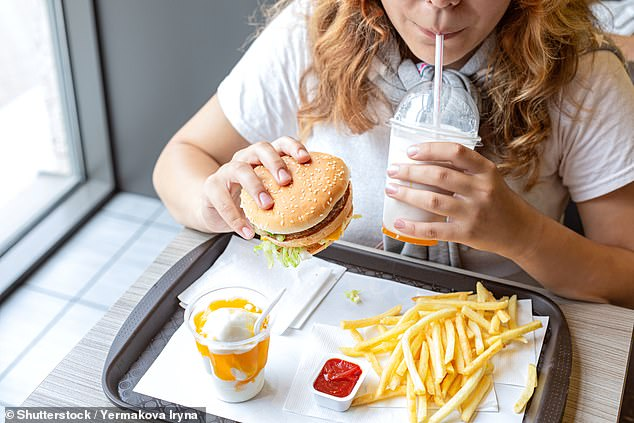 Cheating on your diet could lead to weight gain, but if you follow the Mediterranean diet and switch to unhealthy foods you could make your brain age faster