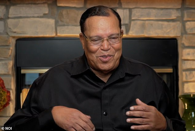 Twitter has kept Louis Farrakhan, the controversial leader of the Nation of Islam, on its books. He has made various highly provocative remarks interpreted as anti-white, and in particular as anti-Semitic