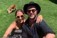 KIIS FM: Polly 'PJ' Harding reveals how her long-term boyfriend proposed