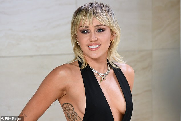 Exes:Miley (pictured) confirmed her split from Cody in August, after less than a year of dating