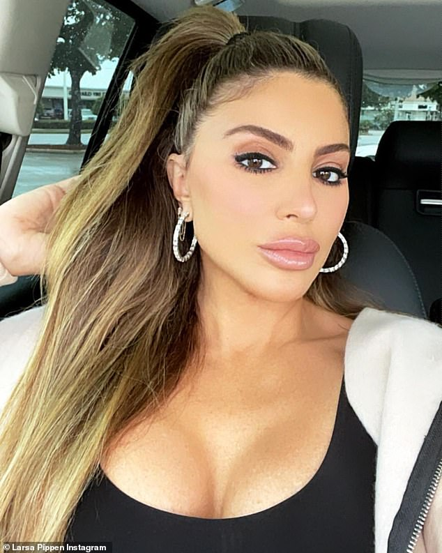 The latest:Larsa Pippen, 46, says she'd possibly be an attorney in a Q&A with Instagram Users on Monday, saying, 'I've got a political science degree so maybe an attorney'