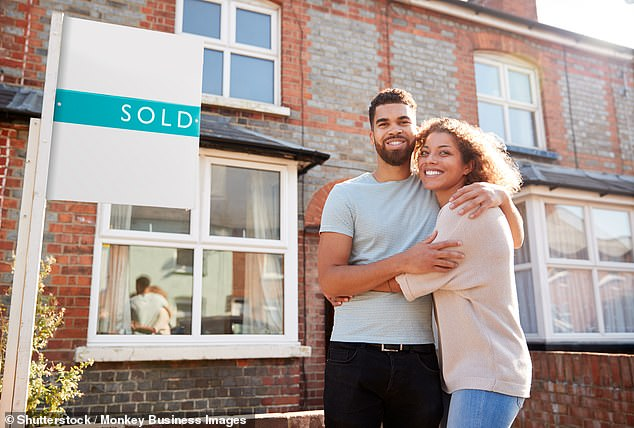 First-time buyers can once again access 10 per cent deposit mortgages - but at a higher cost