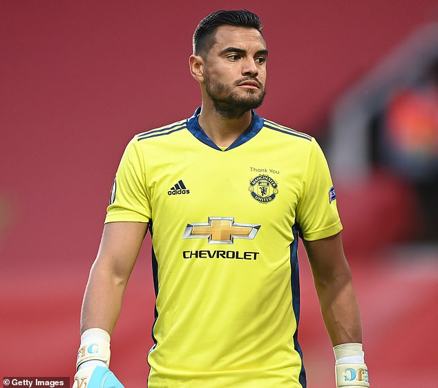 Sergio Romero is free to leave Manchester United this month after summer moves fell through