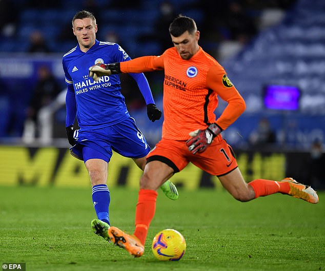 Mat Ryan has been told he can find a new club after falling down the Brighton pecking order