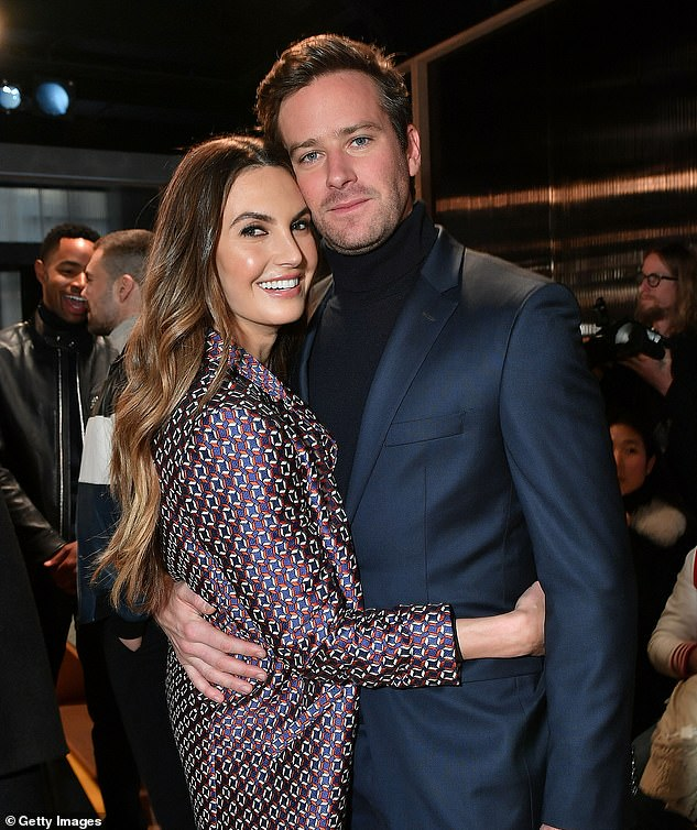 A close friend exclusively told DailyMail.com: 'Armie had a whole other side to him that she wasn¿t aware of. Whether it was always there and he kept it hidden, or something happened that changed him completely, she doesn't know'