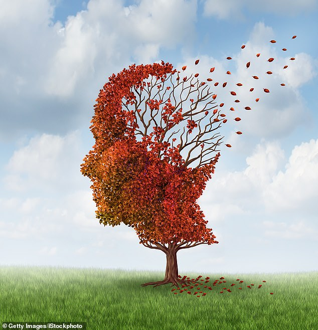 Because we are living longer the risks are increasing rapidly, which is why dementia is now the leading cause of death in women in the UK and the second leading cause of death for men
