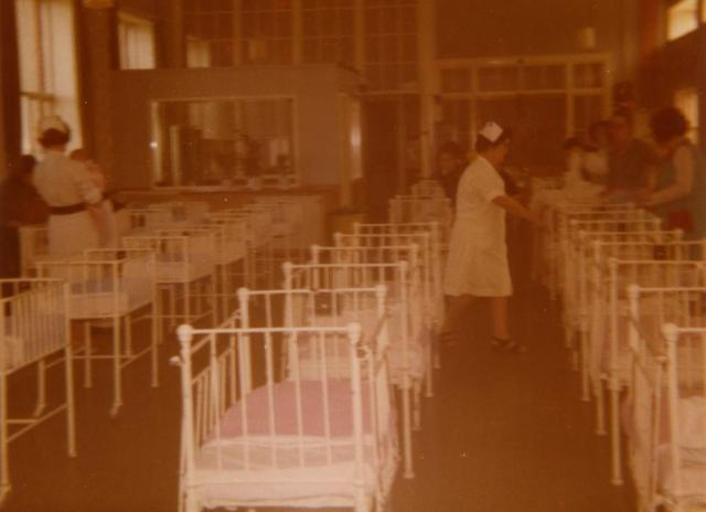 These photographs are the first glimpse of life inside Ireland's largest mother and baby home St. Patrick's on the Navan Road in Dublin