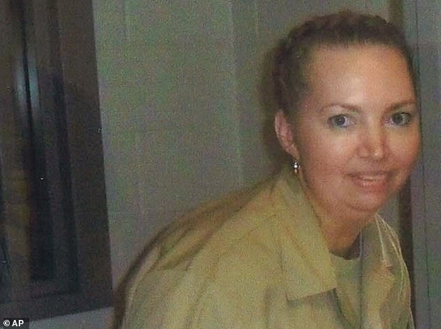 Supreme Court ALLOWS federal execution of womb raider killer Lisa Montgomery