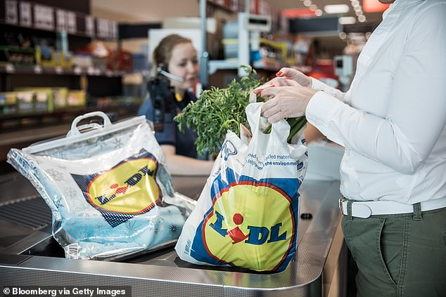 Loyalty: Lidl launched a new loyalty app in September last year