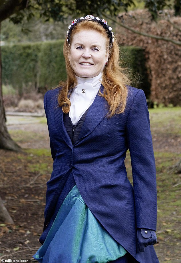 Sarah Ferguson, Duchess of York has released a video on Twitter to promote her upcoming romance novel published by Mills and Boon, Her Heart for a Compass, published on August 3 2021