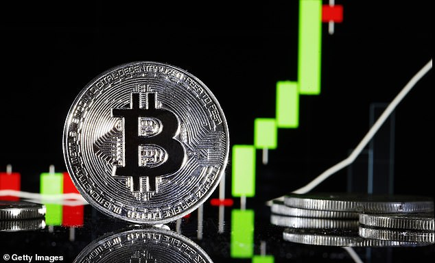 Bitcoin is a much larger virtual currency than Ethereum, with a market cap of £452.4billion