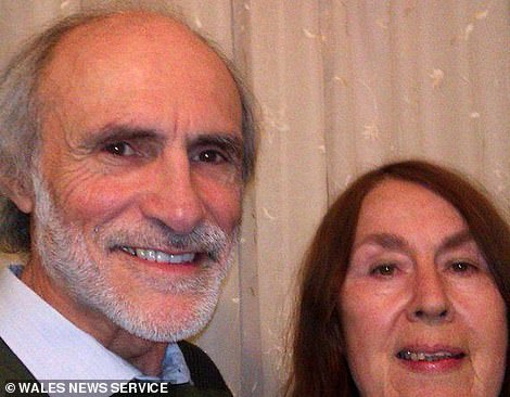 Carol Richards, 68, and husband David, 66, were fined by police on the way back from seeing her elderly mother