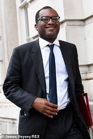 Kwasi Kwartengwas appointed Business Secretary last week