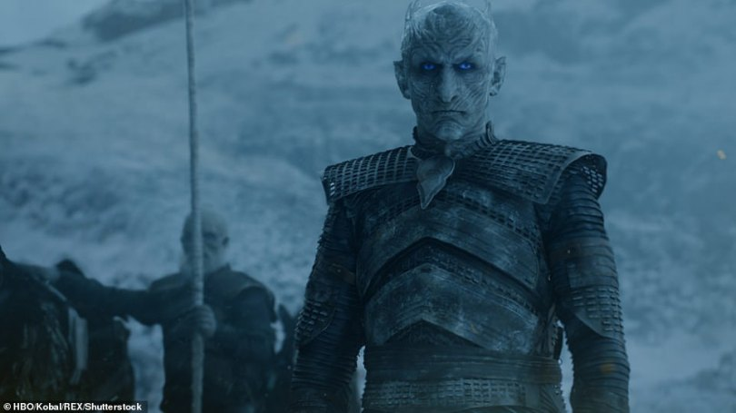 Giuliani said his 'trial by combat' remarks was a quote from the HBO series Game Of Thrones, which he inexplicably described as a 'famous documentary about fictitious medieval England'