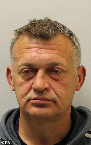Police are 'urgently' looking to speak to Petras Zalynas, 50, after a