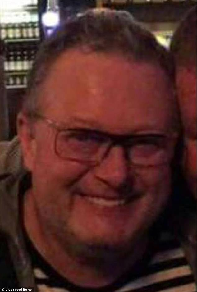 Lee Knox has claimed to be an underling in an operation that ended with Joseph McKeever's (pictured) body being found in a burnt-out car in Everton